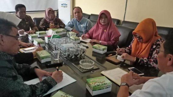 Komisi II Pelajari Komoditi Ekspor Unggulan Kota Tangsel Dari Dinas Pertanian Kabupaten Cianjur