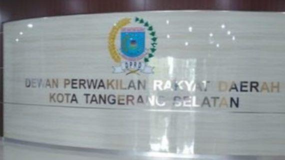 Orientasi Anggota DPRD Kota Tangerang Selatan Periode 2019-2024
