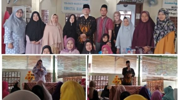 Peringatan Maulid Nabi Muhammad SAW bersama Majelis Taklim Uswatun Hasanah Perumahan Citra Serpong