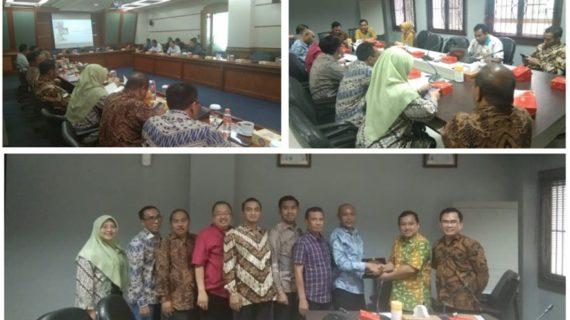 Kunjungan Pansus Ke BJB Pusat Dan Sekda Bidang Perekonomian Kota Bandung