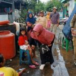 Banjir Tangsel, Aleg PKS Sigap Turun Ke Lapangan