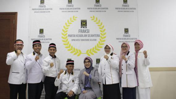 Pembatasan Sosial Diterapkan, Fraksi PKS Tangsel Sumbang Gajinya Buat Masyarakat