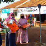 Solusi Ketahanan Pangan Keluarga, Paramitha Launching Komunitas Petani Kota Tangsel