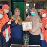 Bingkisan Lebaran untuk Perempuan Hebat Di Tangsel