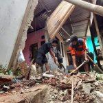 Tanggapi Longsor Di Keranggan. Paramitha : Dibutuhkan Mitigasi Bencana & Kerja Harmonis Antar Dinas Terkait